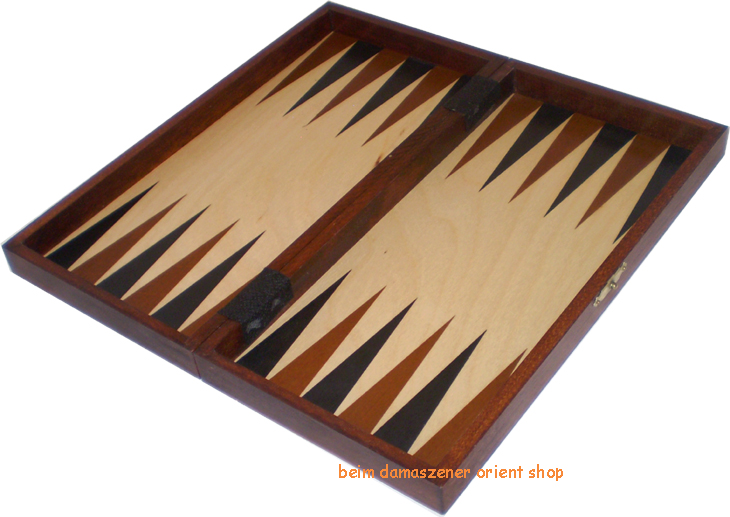 ein sehr sch nes backgammon aus damaskus mit intarsien 30. Black Bedroom Furniture Sets. Home Design Ideas